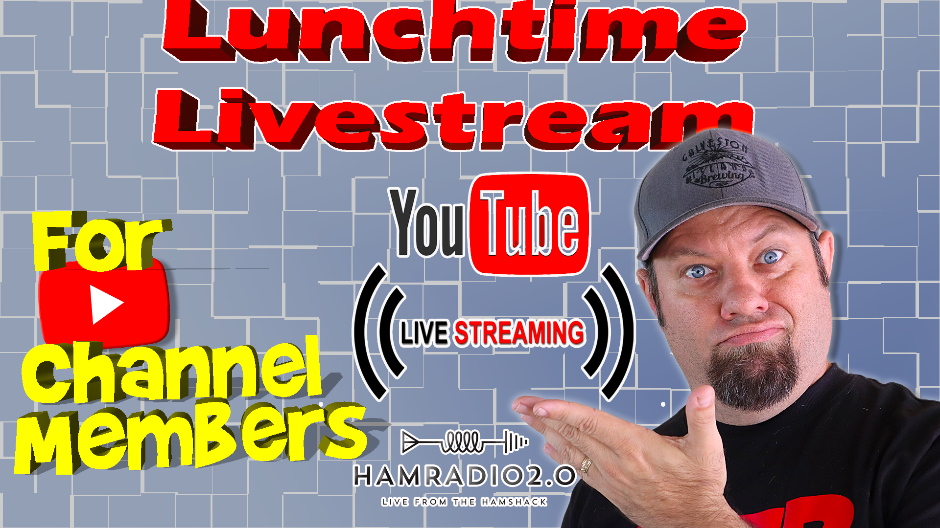 Episode 507: Lunchtime Livestream for YouTube Channel Members