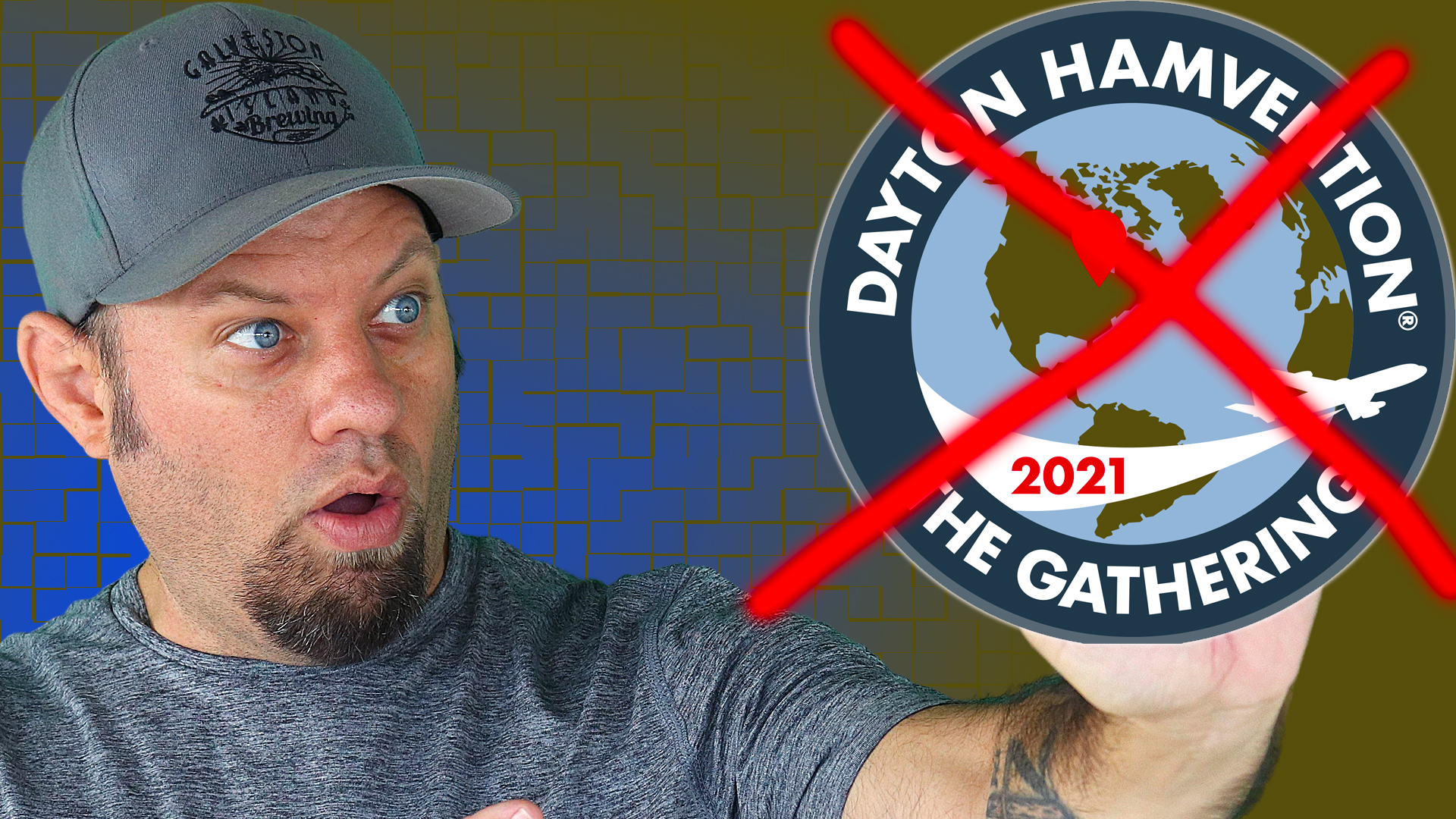 Episode 529: Hamvention 2021 is Officially Cancelled