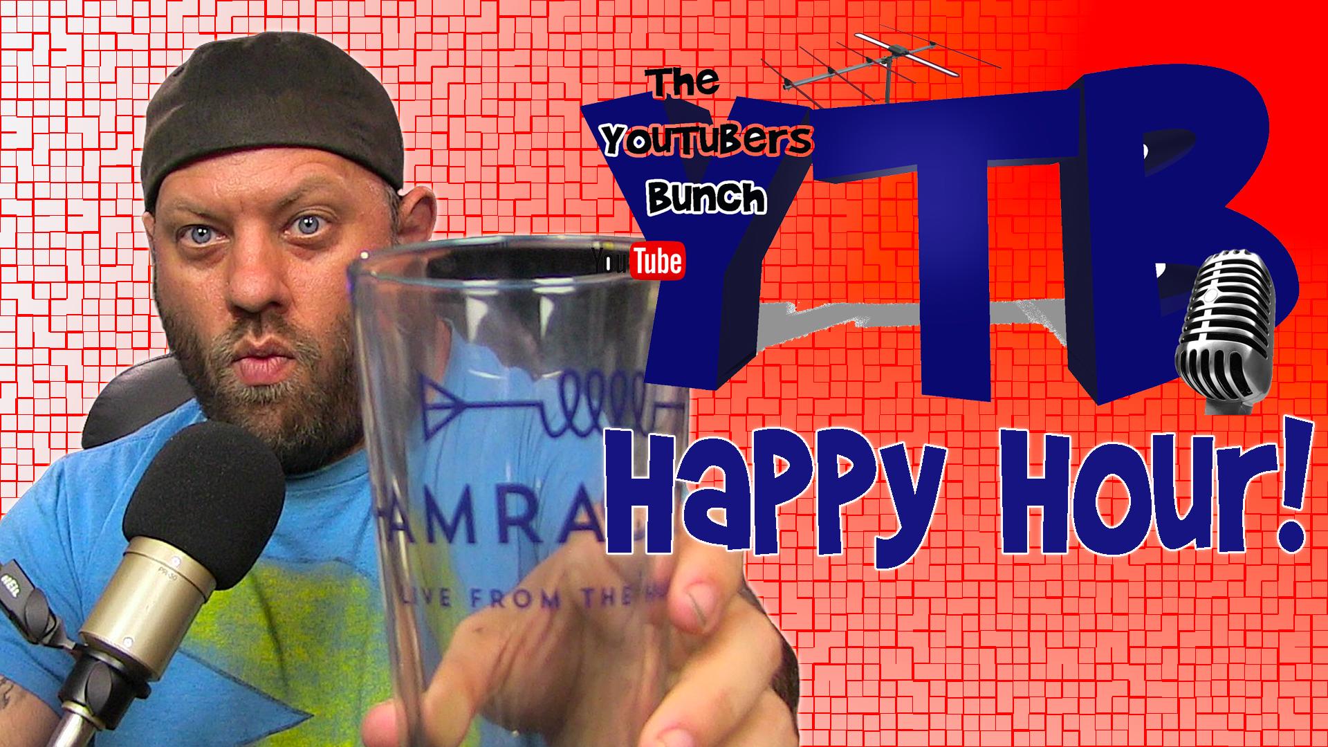Episode 539: Ham Radio Happy Hour for YouTubers!