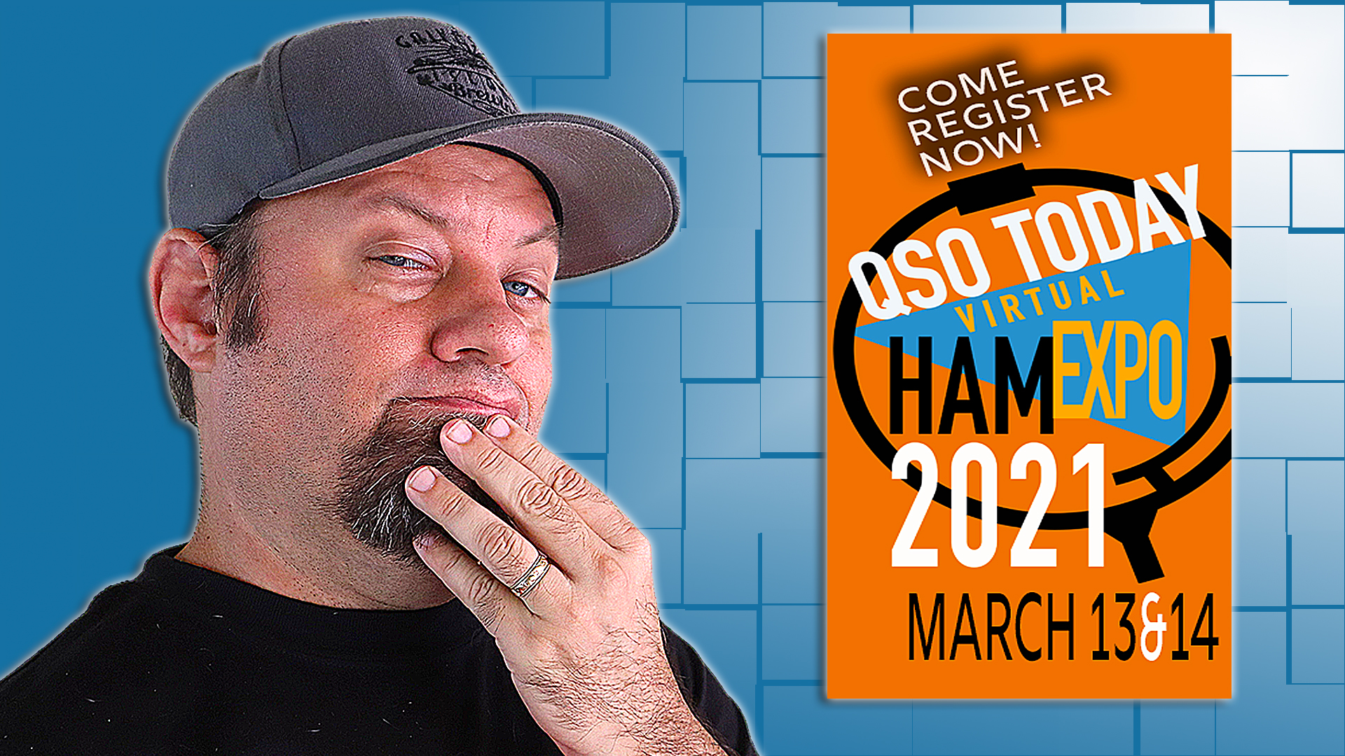 Episode 545: QSO Today Virtual Ham Expo for 2021!  Online Hamfest 2021