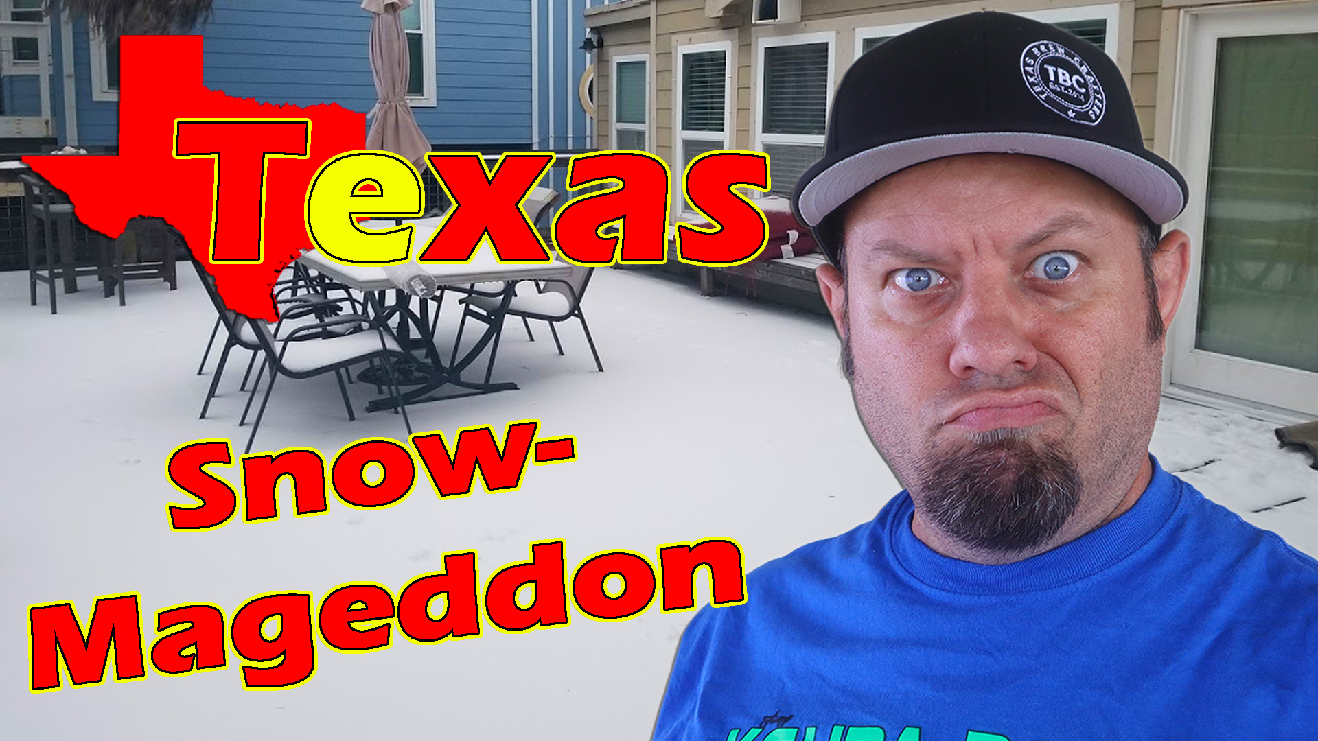 Episode 558: Texas Snowmageddon!  Texas Winter Storm 2021 Lessons Learned for Prepping and Comms