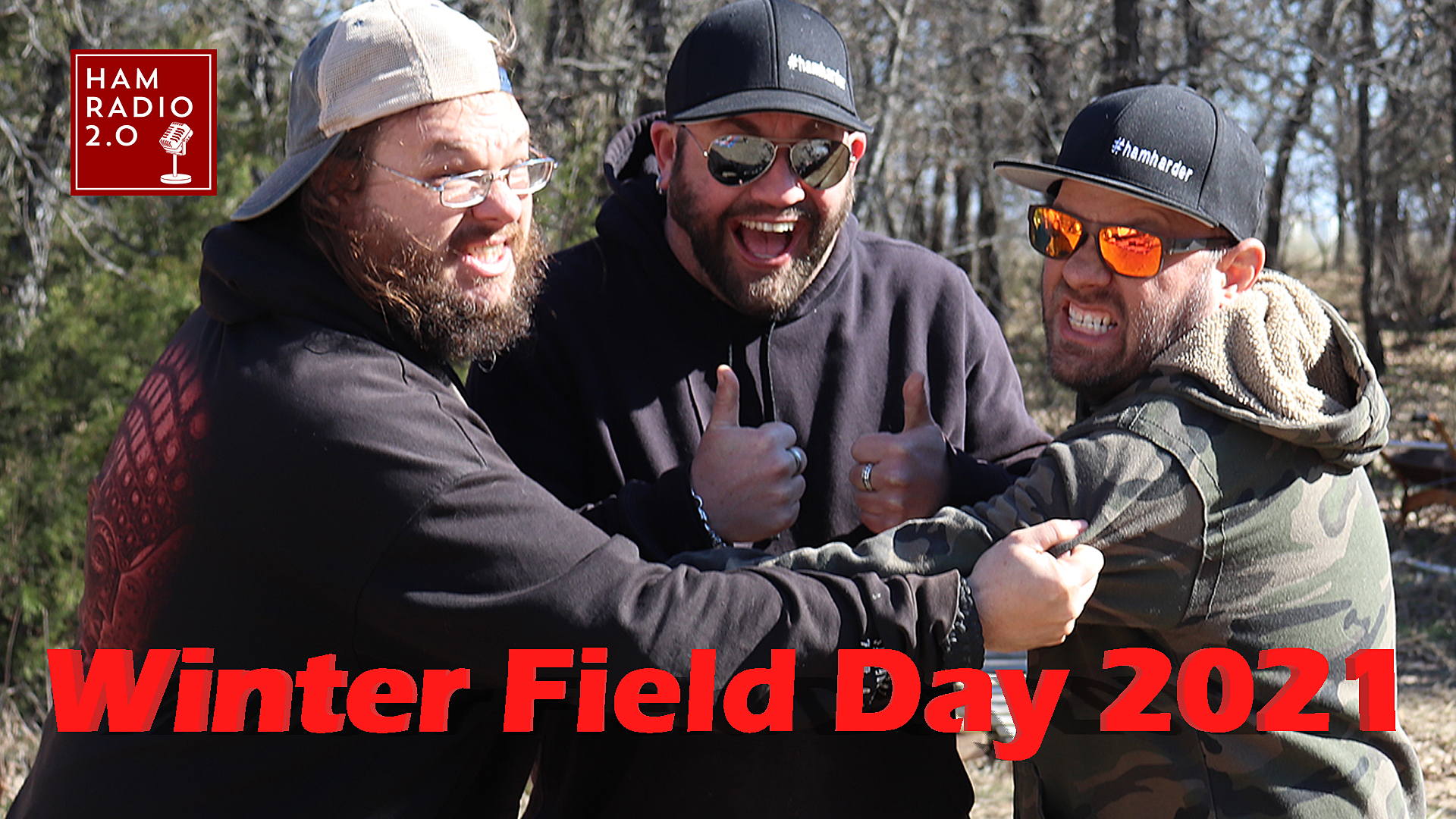 Episode 548: Winter Field Day 2021 with K8MRD, a BuddiHex and a DX Commander