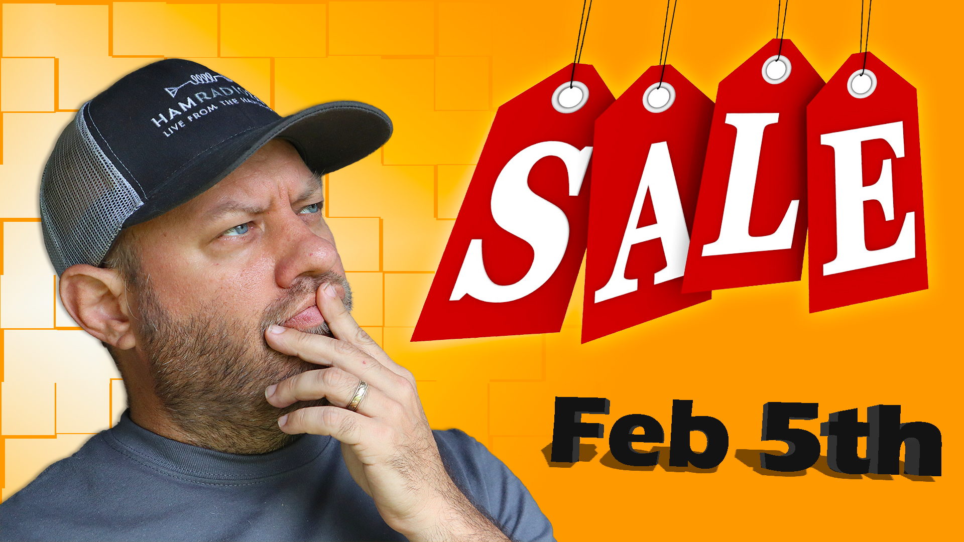 Episode 547: Ham Radio Shopping Deals for February 5th