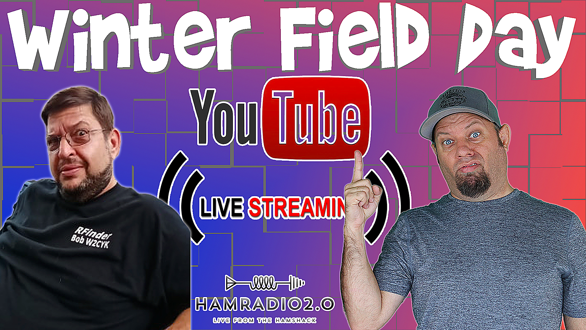 Episode 541: Lunchtime Livestream – Plans for Winter Field Day!