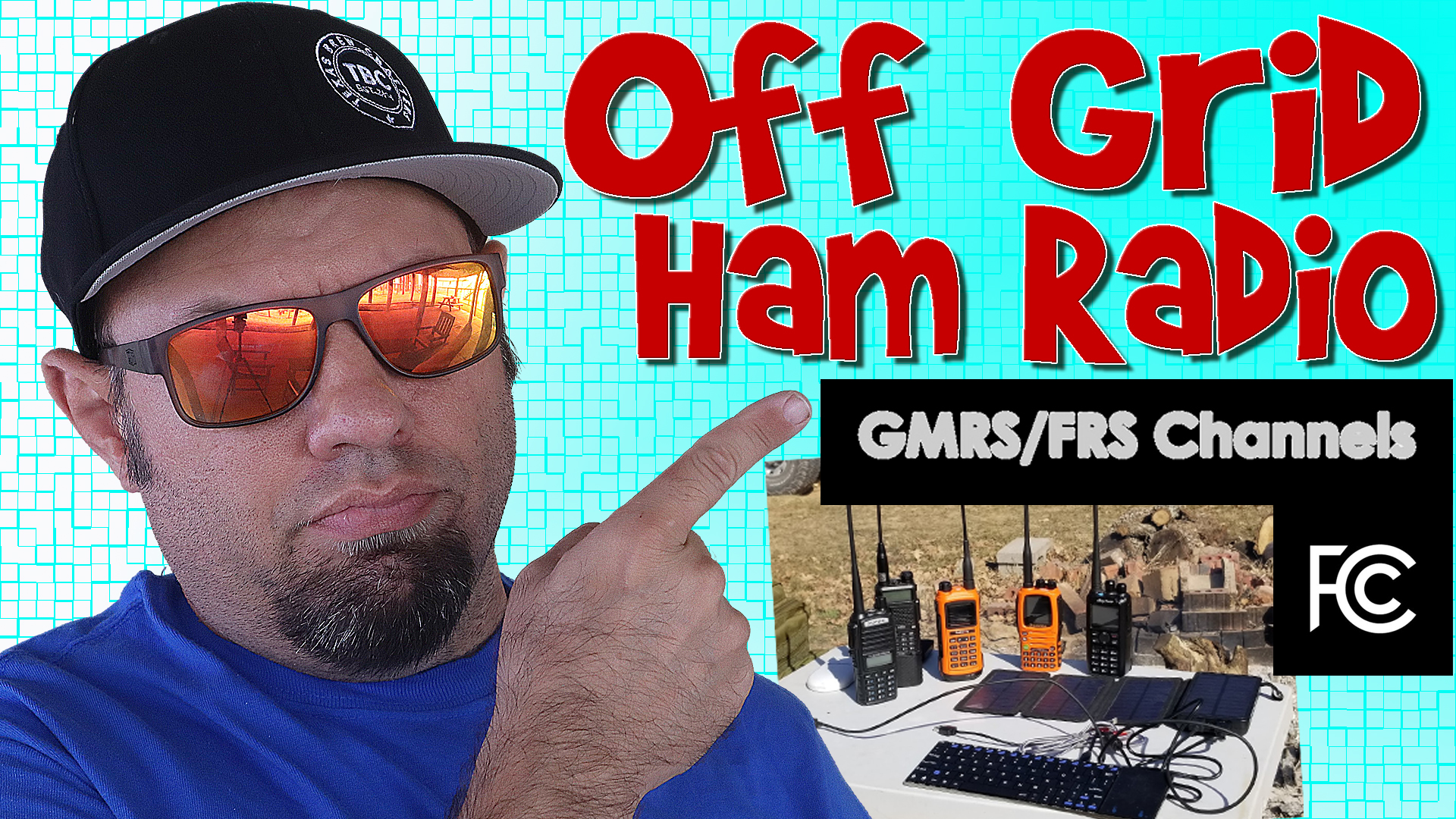 Episode 540: Why You Need a Ham Radio NOW! – FRS – GMRS – 2-Way Radio Livestream