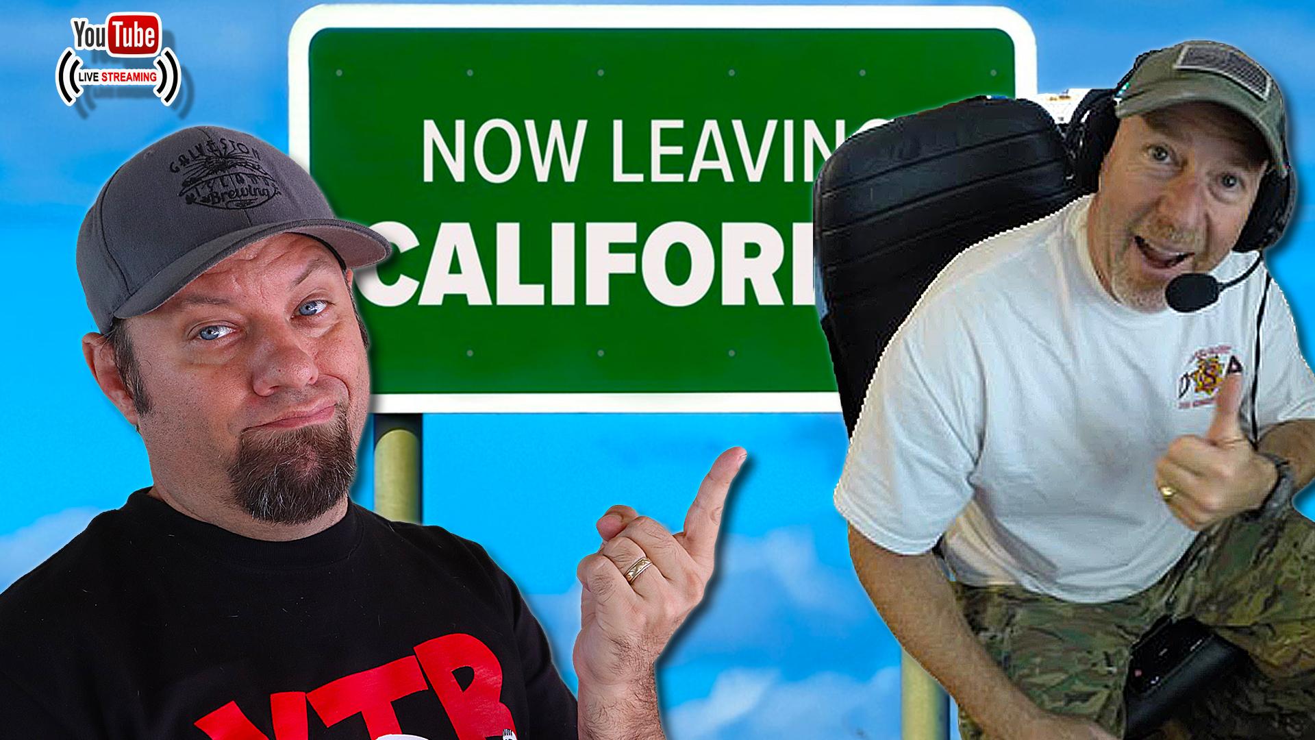 Episode 574: Lunchtime Livestream – K6UDA Arrives in Idaho!