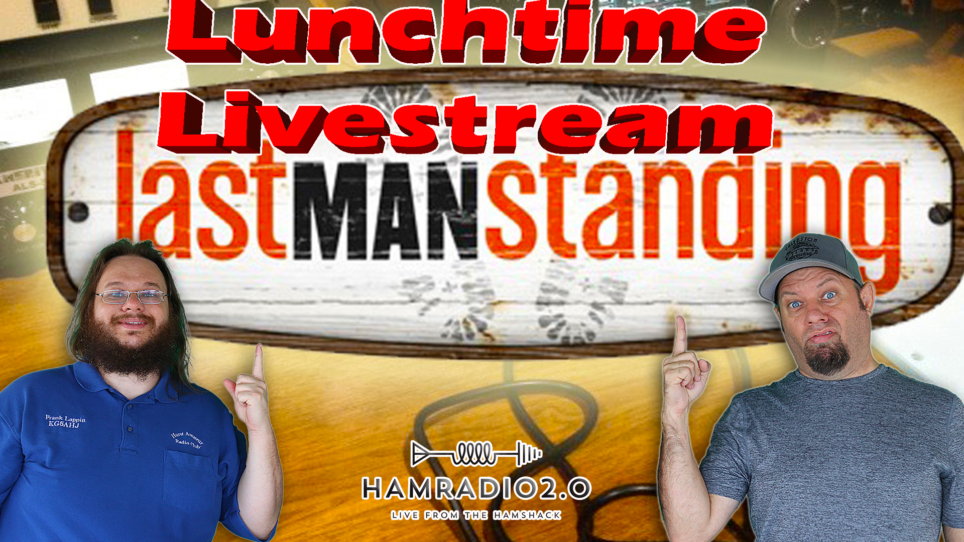 Episode 580: Lunchtime Livestream – Operating as KA6LMS/5 | HF Special Event